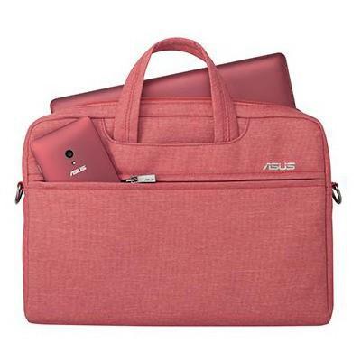 Asus Eos Taşıma Çantası Kırmızı - 90XB01D0-BBA030 Laptop Çantası