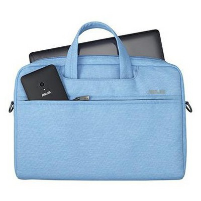 "Asus EOS Shoulder Bag 12"" Mavi Notebook Çantası"