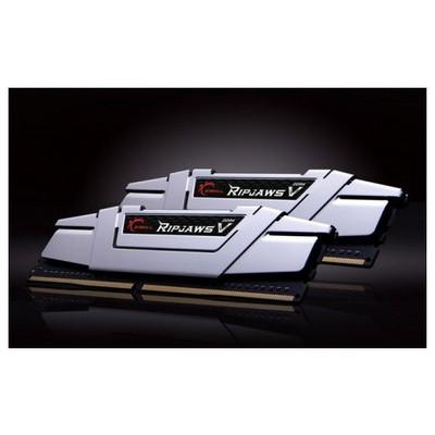 G.Skill F4-2800c15s-8gvsb Ripjawsv Metalik Gri Ddr4-2800mhz Cl15 8gb (1x8gb) (15-16-16-35) 1.25v RAM