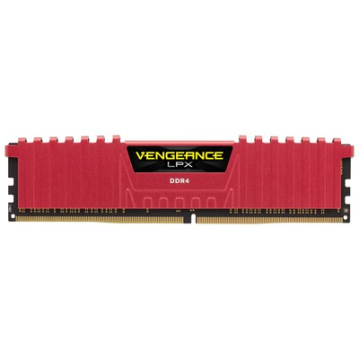 Corsair Vengeance LPX Red 8GB RAM (CMK8GX4M1A2400C16R)