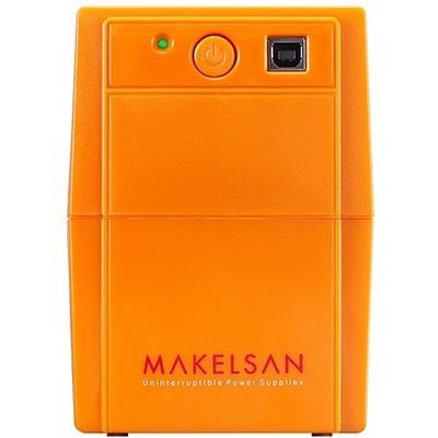 Makelsan 0.65kVa Lion Plus Kesintisiz Güç Kaynağı