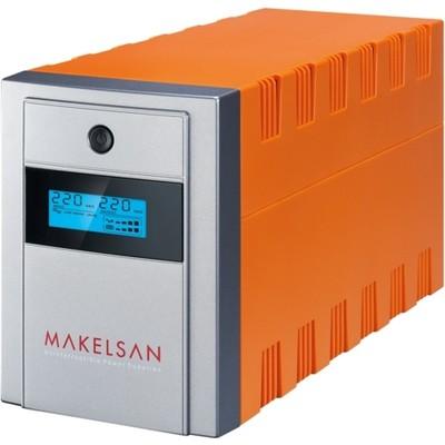 Makelsan 1000Va Lion Plus UPS (MU01000L11PL005)