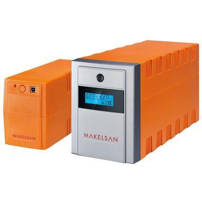 Makelsan 1500Va Lion Plus UPS (MU01500L11PL005)