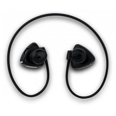 Lenovo Gxd0h45469 W520 Bluetooth Kablosuz Mıkrofonlu Spor Kulaklık-siyah Kancalı Kulaklık