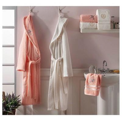 tac-tekstil-tac-belle-classic-aile-seti-somon-ekru
