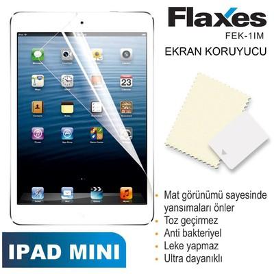 Flaxes Fek-1ım Flaxes Fek-1ım Ipad Mını Mat Ekran Koruyucu Ekran Koruyucu Film