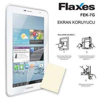 Flaxes Fek-7g Flaxes Fek-7g Galaxy Tab 2 Mat Ekran Koruyucu 7 Inch Ekran Koruyucu Film