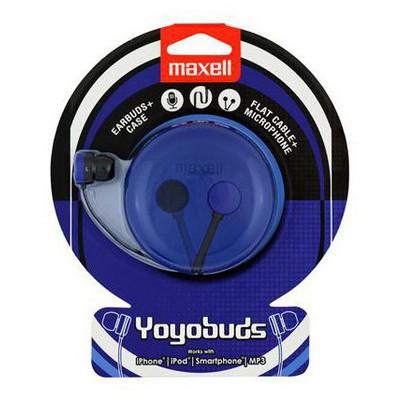 Maxell Yoyo Buds Mavı+sıyah V.2 Mıc 303728.01.cn Kulak İçi Kulaklık