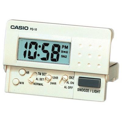 Casio Pq-10-7r Masa Saati