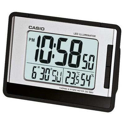 Casio Dq-980-1df Masa & Duvar Saati