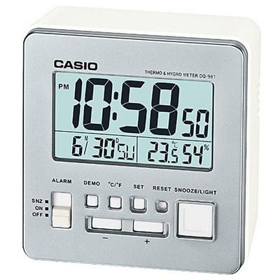 Casio DQ-981-8DF Masa Saati