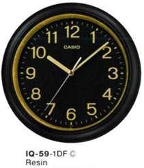 Casio Iq-59-1df Duvar Duvar Saati