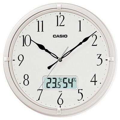 Casio Ic-02-7df Duvar Duvar Saati