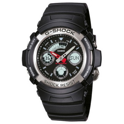 Casio Aw-590-1adr G-shock Erkek Kol Saati
