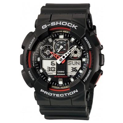 Casio Ga-100-1a4dr G-shock Erkek Kol Saati