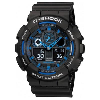 Casio GA-100-1A2DR G-Shock Erkek Kol Saati