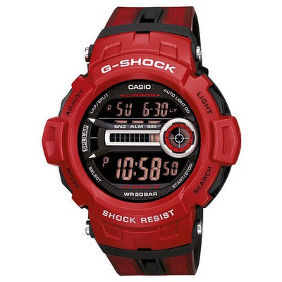 Casio Gd-200-4dr G-shock Erkek Kol Saati