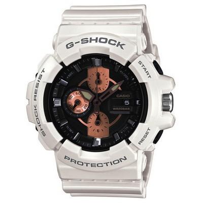 Casio Gac-100rg-7adr G-shock Erkek Kol Saati