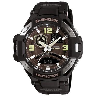Casio Ga-1000-1bdr G-shock Erkek Kol Saati