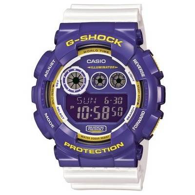 Casio Gd-120cs-6dr G-shock Erkek Kol Saati