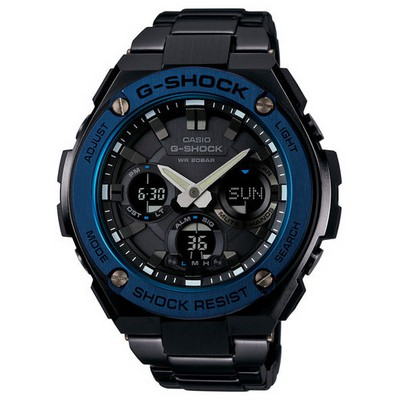 Casio Gst-s110bd-1a2dr G-shock Erkek Kol Saati