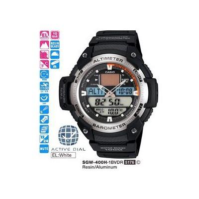 Casio Sgw-400h-1bvdr Pro Trek Erkek Kol Saati