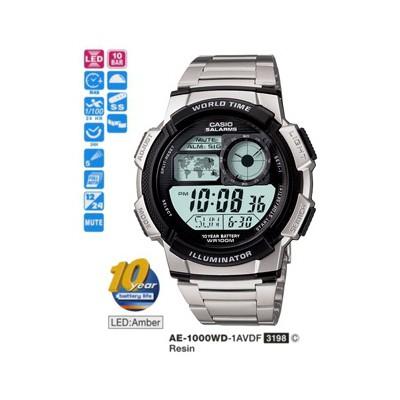 Casio Ae-1000wd-1avdf Digital Erkek Kol Saati
