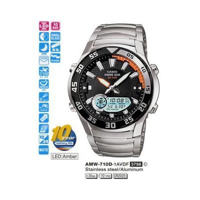 Casio Amw-710d-1avdf Standart Erkek Kol Saati