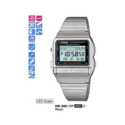 Casio Db-380-1df Digital Erkek Kol Saati