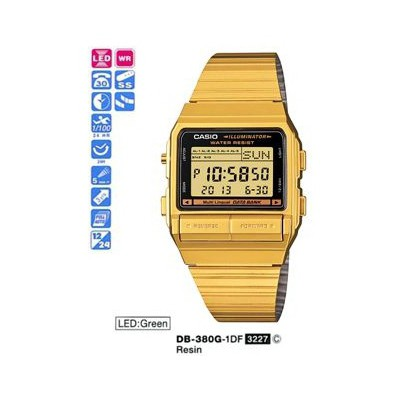 Casio Db-380g-1df Digital Erkek Kol Saati