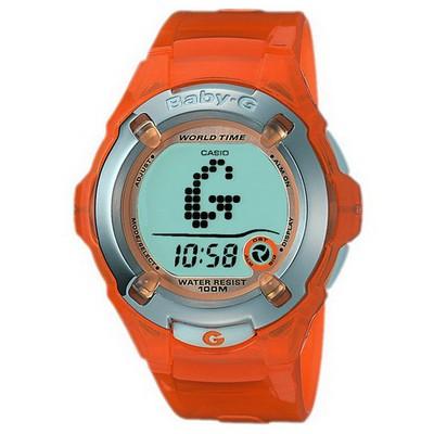 Casio Bg-176pp-4bvdr Baby-g Kadın Kol Saati