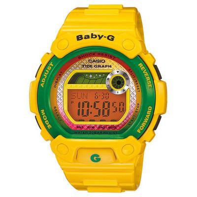 Casio Blx-100-9dr Baby-g Kadın Kol Saati