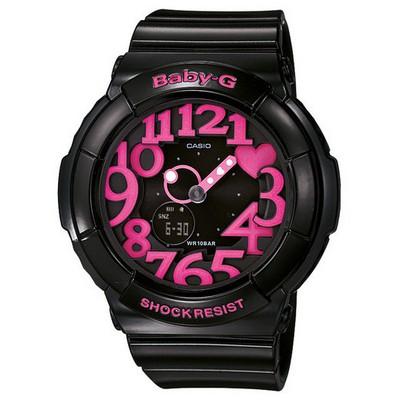 Casio Bga-130-1bdr Baby-g Kadın Kol Saati