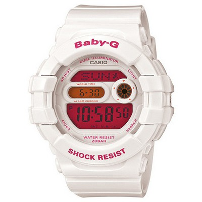 Casio Bgd-140-7bdr Baby-g Kadın Kol Saati