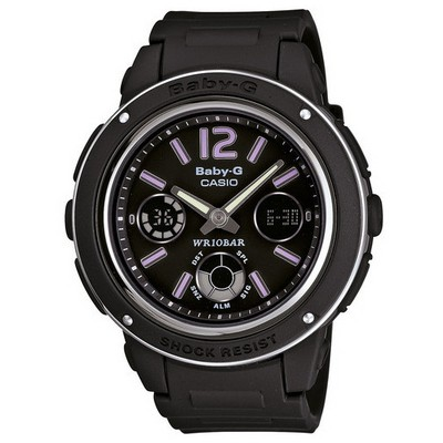 Casio Bga-150-1bdr Baby-g Kadın Kol Saati