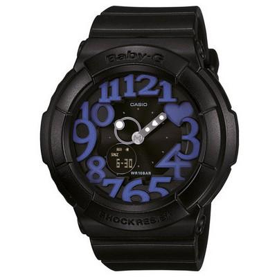 Casio Bga-134-1bdr Baby-g Kadın Kol Saati