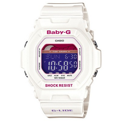 Casio Blx-5600-7dr Baby-g Kadın Kol Saati