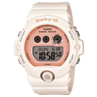 Casio Bg-6902-4dr Baby-g Kadın Kol Saati