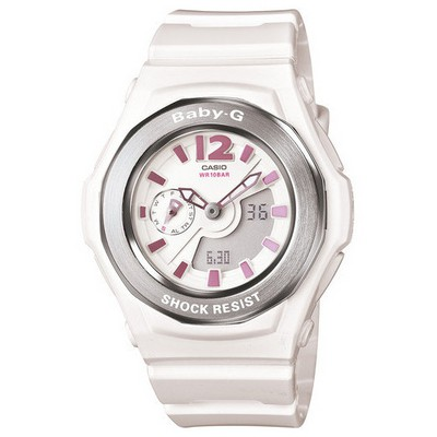 Casio Bga-142-7bdr Baby-g Kadın Kol Saati