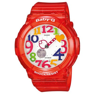 Casio Bga-131-4bdr Baby-g Kadın Kol Saati