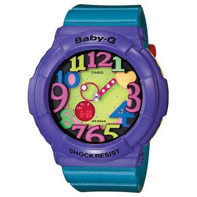 Casio Bga-131-6bdr Baby-g Kadın Kol Saati