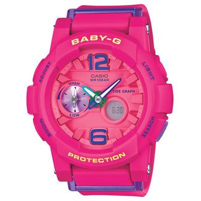 Casio Bga-180-4b3dr Baby-g Kadın Kol Saati
