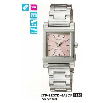 Casio Ltp-1237d-4a2df Standart Kadın Kol Saati