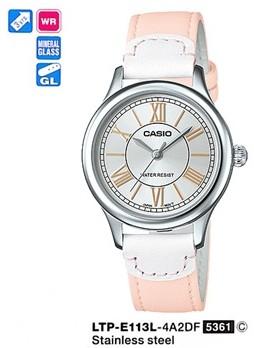 Casio Ltp-e113l-4a2df Standart Kadın Kol Saati