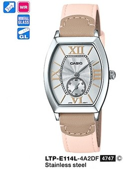Casio  Ltp-e114l-4a2df Standart