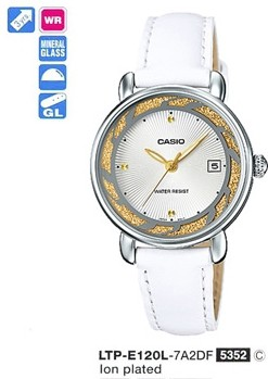 Casio Ltp-e120l-7a2df Standart Kadın Kol Saati
