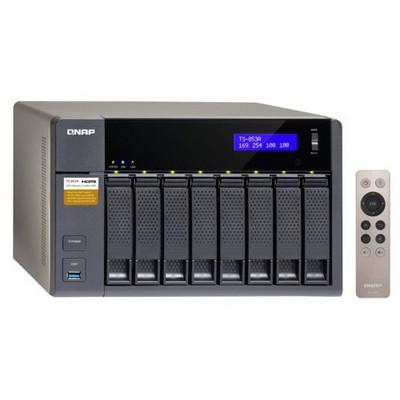 Qnap TS-853A NAS Depolama Ünitesi