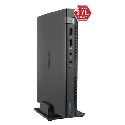 Asus E510-b206a I3-4160t 4gb 500gb 2.5 Dos Mini PC