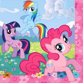 Parti Paketi My Little Pony And Friends Partisi, Peçete Parti Peçetesi