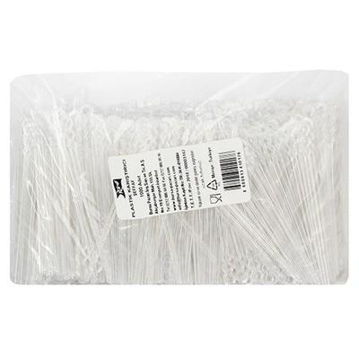 Roll-Up Roll Up Plastik Karıştırıcı 1000 Adet Kullan At Malzemeler